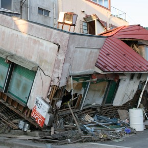 Japan Aftershock: The Nation's Rattled Nerves, Daily Beast