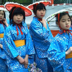 Girls in Parade, Kyoto