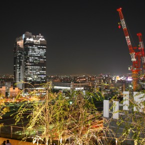 Night Construction, Osaka