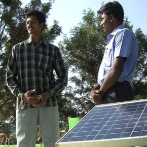 Rural India Turns to Solar Power, PRI's The World